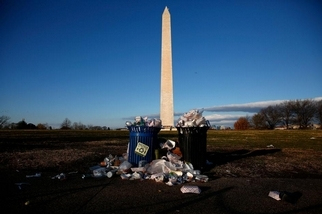 美國政府的關門,讓國家公園遭受重傷害