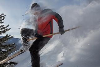 追尋最早的滑雪人