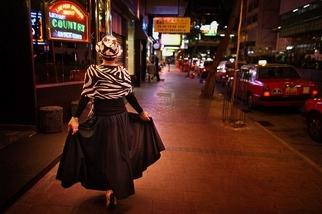 香港:夏夜