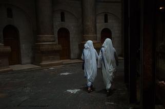 耶路撒冷:修女