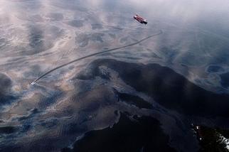 在「艾克森瓦德茲號」漏油事件25年後的今天,依然「油膩膩」
