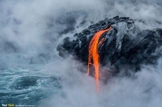 火山女神的傑作