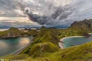 印尼帕達爾島