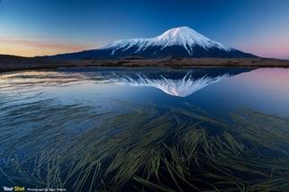 扎爾巴奇克火山