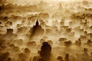 緬甸:熱氣球之旅