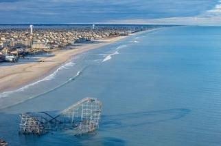 影像藝廊:海平面上升