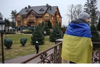 從烏克蘭到突尼西亞,被罷黜的統治者官邸