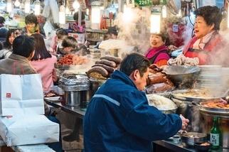 《國家地理終極旅遊:一生必遊的500經典路線(全新增訂版)》韓國 首爾美食之旅