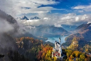 《國家地理終極旅遊:全球50大最美城堡 》新天鵝堡