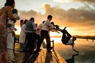 婚禮上的惡作劇