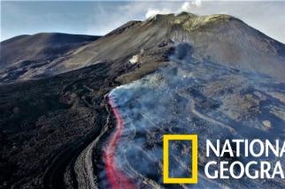 集美麗和破壞力於一身的埃特納火山