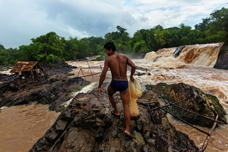 湄公河水壩