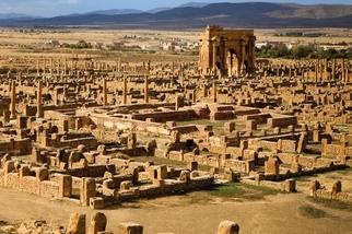 一座被沙漠掩埋千年的城市,揭開古羅馬的輝煌面貌