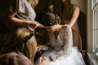 為新娘祈禱