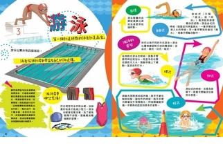 《圖解運動小百科》游泳
