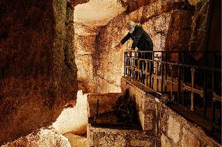 耶路撒冷的地底王國