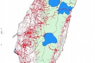 八年16萬筆資料歸納116個熱點 「臺灣路殺地圖」出爐