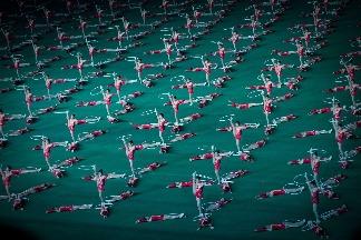 2013年平壤阿里郎節
