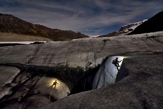 夜半時分的壺穴探險