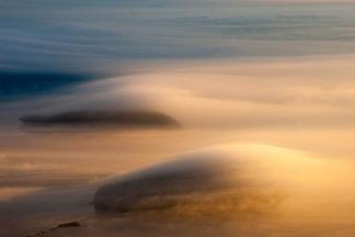 阿卡迪亞國家公園:霧氣