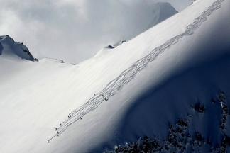 雪上之跡:加拿大滑雪