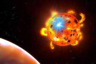 天文學家終於目擊恆星變身黑洞!