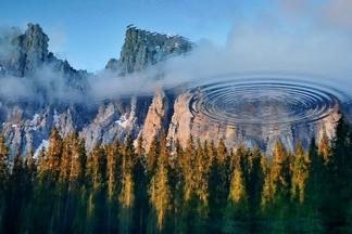 義大利:卡雷薩湖