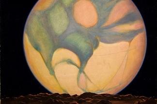 在能探索太空之前,人類已先用畫筆探索了那個世界