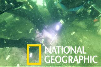 水底發現7000年前美洲原住民墓地遺址