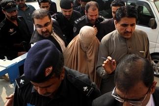 「阿富汗少女」獲釋返回祖國