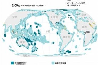 加彭新設保護區,海洋保育仍須努力