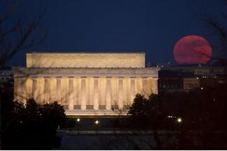 超級滿月怎麼拍?