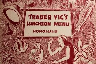 古老菜單的祕密