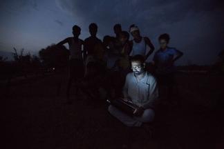 手機應用程式成了印度原住民的發聲管道