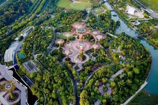 新加坡,濱海灣花園