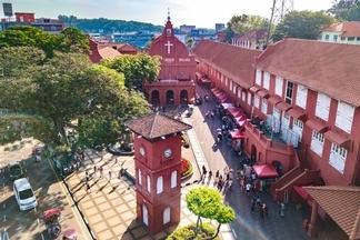 見證馬來西亞古色古香的歷史印記