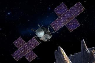 鑲嵌寶石的隕石何處來?可能由重金屬太空火山鍛造!