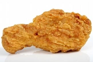 你盤子裡那隻雞,好像吃過抗生素