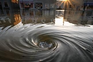 俄亥俄洪水