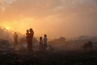 垃圾場居民