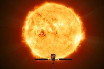 太陽的極區是什麼樣子?探測器將揭開奧秘!