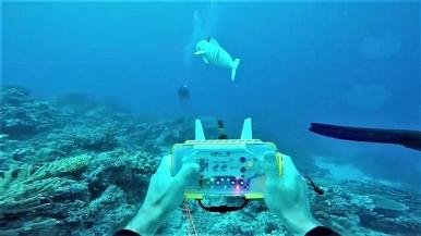 海生調查新尖兵:擬真機器魚「蘇菲」