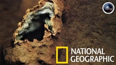 新發現的海底熱泉噴口出乎意料地淺!