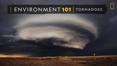 101環境教室:龍捲風