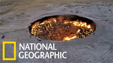 歡迎來到土庫曼的「地獄之門」