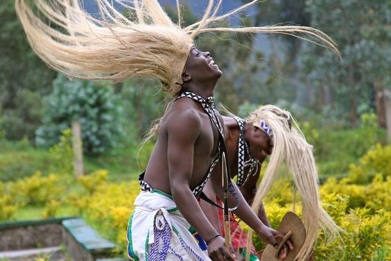 盧安達的舞者