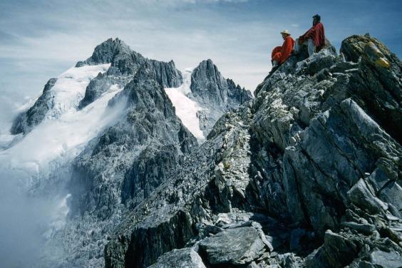 玻利瓦爾峰