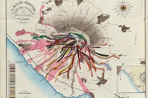 這些神奇的地圖能跟外星人打招呼、協助間諜,還揭露了海底的真面目