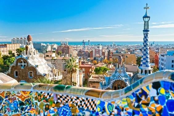 每日一圖《最精采城市》:西班牙巴塞隆納