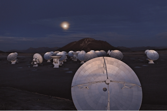 影像藝廊:瞄準宇宙黎明